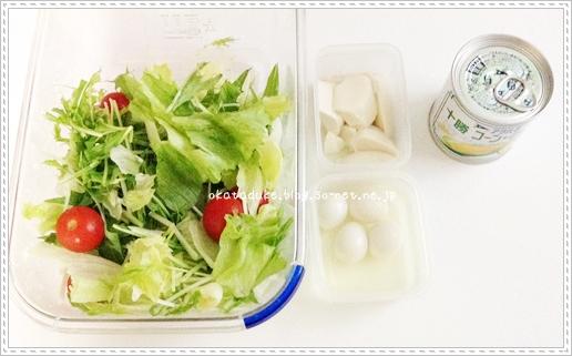 豆腐のコーンスープ材料