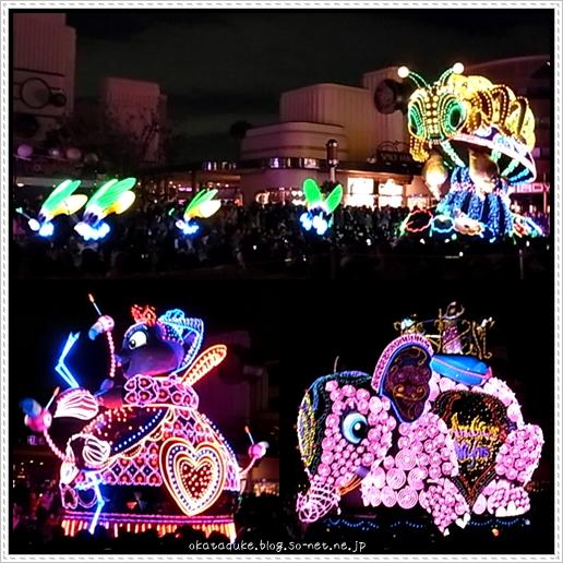 USJ マジカルスターライトパレード