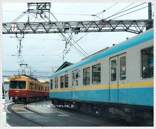 京阪電車 浜大津