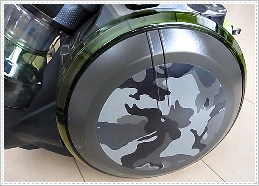 パナソニック サイクロン式掃除機 MC-HS700G
