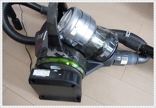 パナソニック掃除機 MC-HS700G