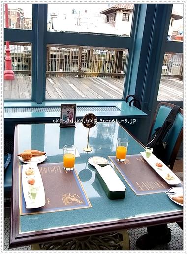 USJ サンジの海賊レストラン ロンバーズ・ランディング