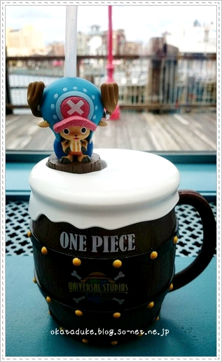 USJ サンジの海賊レストラン チョッパーマグ