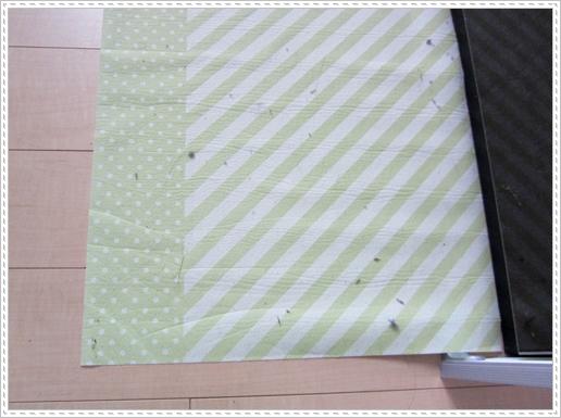 不織布のキッチンマット
