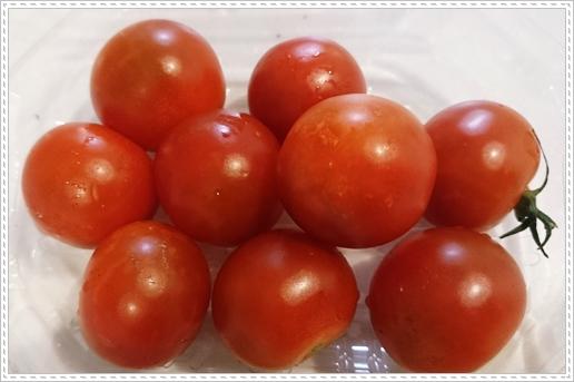 オイシックスの凍ってたトマト
