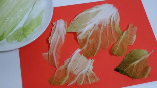 オイシックスの白菜がグチュグチュ