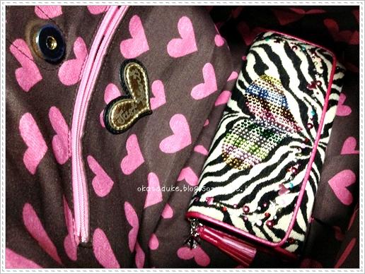 2bc33942b275 シンクビーで長財布とバッグを購入♪ 口コミより断然カワイイ!:今日 ...